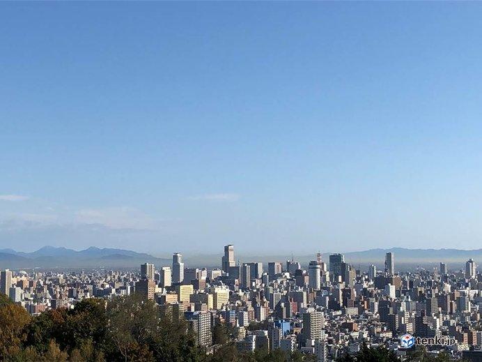 今朝もひんやり!札幌で初霜を観測