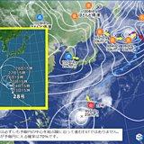 北の冬将軍、南の台風 今後どうなる