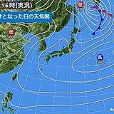 北海道 網走で海明け