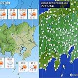 7日の関東 寒暖差に注意 夜は北風冷たい