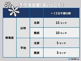 関東の雨や雪いつまで? 東北も大雪に