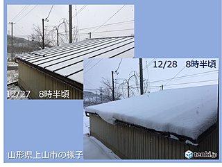 大雪続く週末 除雪作業は長期戦 東北