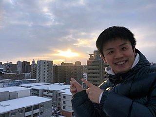 北海道 平成最後の初日の出