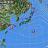 31日 関東平野部でも雪に 北は猛ふぶき
