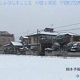 茨城・千葉 引き続き大雪に警戒・注意