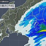 帰宅は関東で雨ピーク 日曜さらに雨風強い