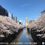 各地で気温上昇 春らしい陽気に