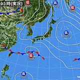 15日 九州~近畿は晴れて暑さ続く 関東は雲多い