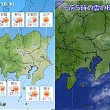 16日 関東 所々で夏日 湿気多くムシムシ