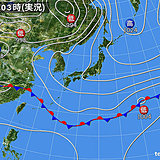 17日 広く晴れ 九州は午後は下り坂 沖縄は梅雨空