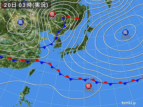 20日 宮崎や大分 土砂災害に厳重に警戒を