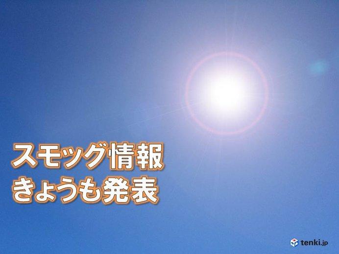 運動会の季節 暑さだけじゃない 目や喉の痛みに注意