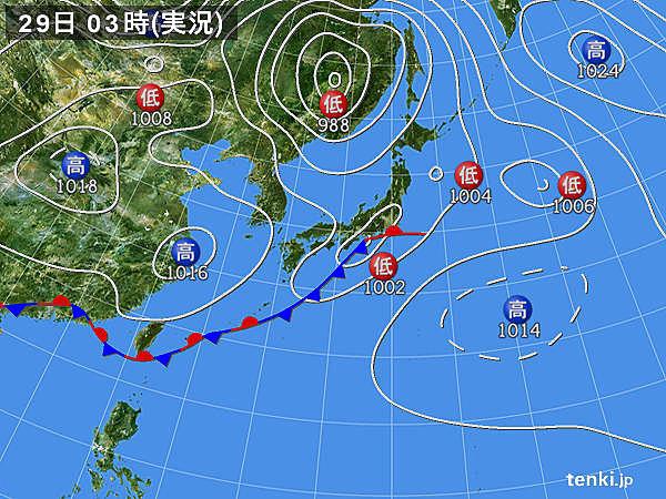 きょうの気温 西日本中心に気温上昇