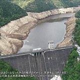記録的少雨の九州は大雨か 中国地方は引き続き節水を