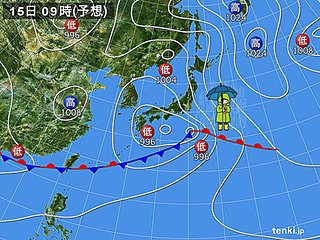 関東 木曜は1週間ぶりの晴天も 土日は雨脚強まる