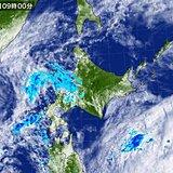 北海道 雨はやんでもスッキリせず