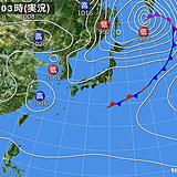 27日も日差しあり ただ 関東は急な雨も