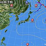 28日(日) 熱帯低気圧に変わっても警戒・注意