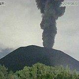 浅間山で噴火発生 一時「噴煙1800メートル以上」