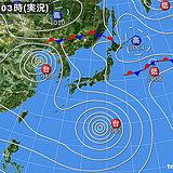 12日 関東など台風の影響ジワジワ 高波と猛暑警戒
