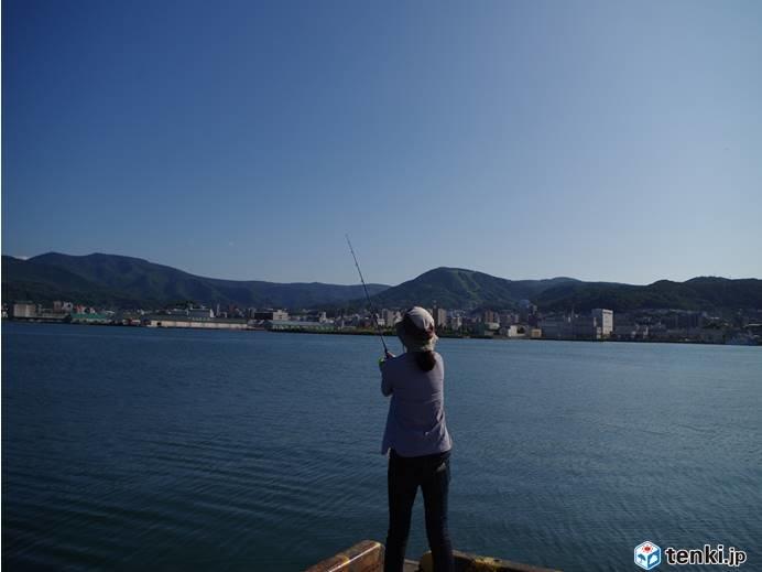 北海道 来週は暑さが戻る