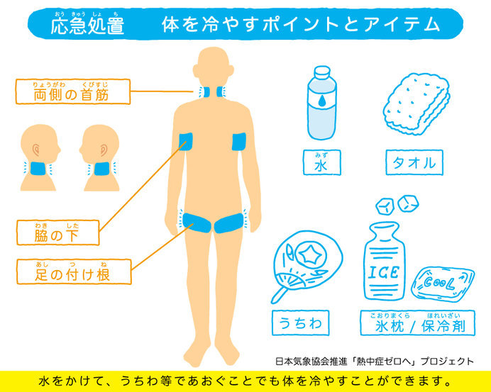 停電など台風の影響続く千葉県 熱中症と激しい雨注意_画像