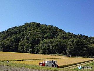 北海道 稲妻発生の恐れ