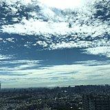 関東「うろこ雲」浮かぶ秋の空も 午後はにわか雨注意