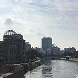 広島は10月としては記録的な暑さ