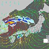 台風18号 西日本で3日にかけて暴風や大雨のおそれ