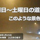 北海道 備えは今日中 明日から大荒れ