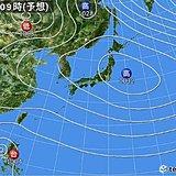 北海道 週末は寒さが緩み、気温が上がる