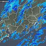 神奈川で激しい雨 千葉は竜巻注意情報発表中