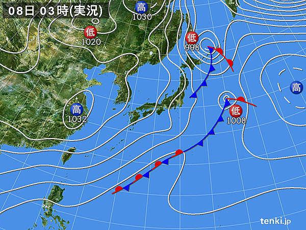 北海道、東北 寒さが続く
