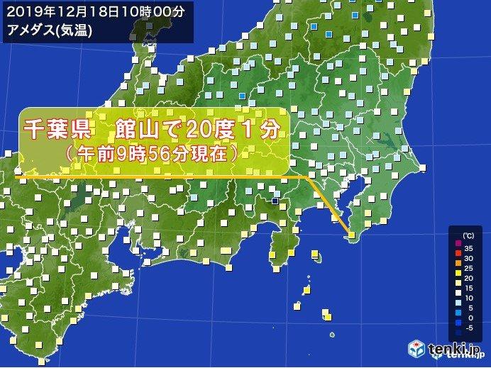 県 の 天気 過去 千葉
