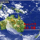 オーストラリアの熱波 まだ深刻な状況続く