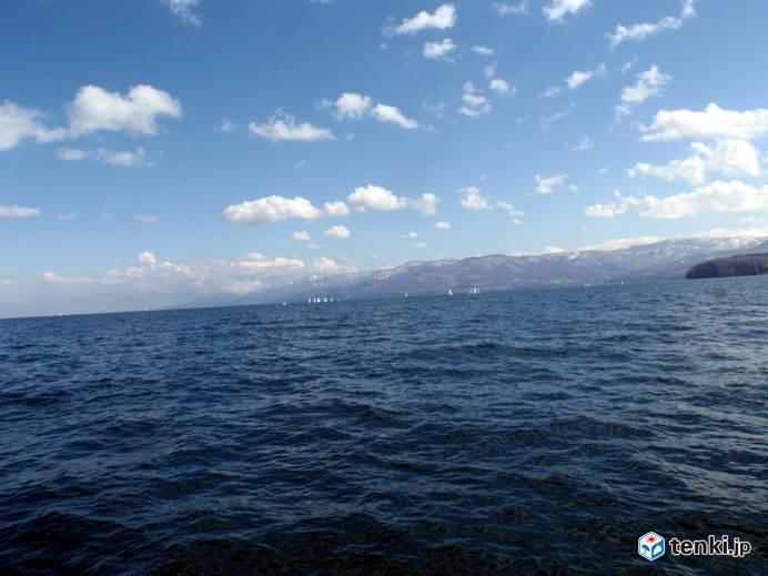 北海道 5月の日本海で船釣り