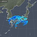 西日本では大気の状態不安定 九州で落雷多数