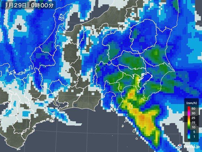 夜にかけて大雨 警報級の可能性も