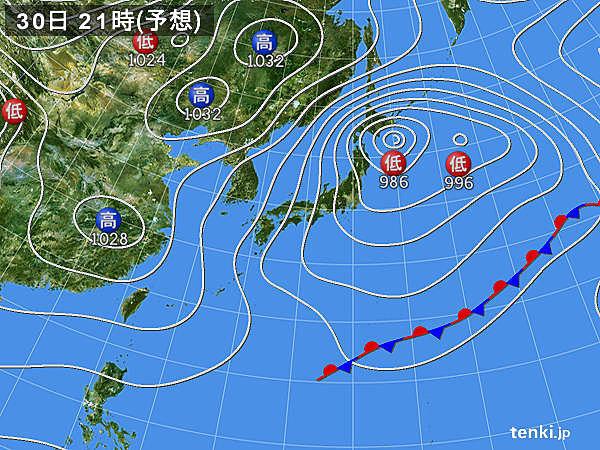 北海道は大雪に警戒