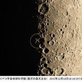 今夜は「月面X」出現!? カノープスも観察チャンス