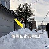 北海道 続く4月並みの気温