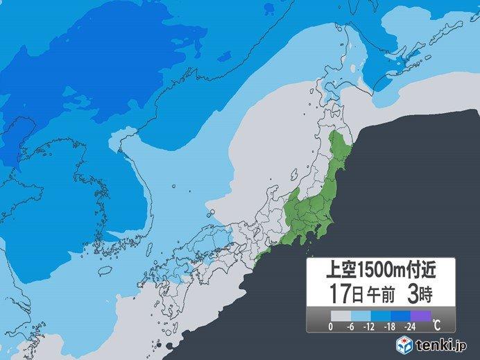 17日(月)~18日(火) 九州で続々と初雪か 警報級の大雪の恐れも