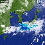 26日 午後は 関東周辺で局地的な雷雨