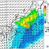 関東 日曜日は桜の季節に積雪か 交通機関に影響も