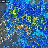 激しい雨や暴風 東海や関東で荒天ピーク いつまで?
