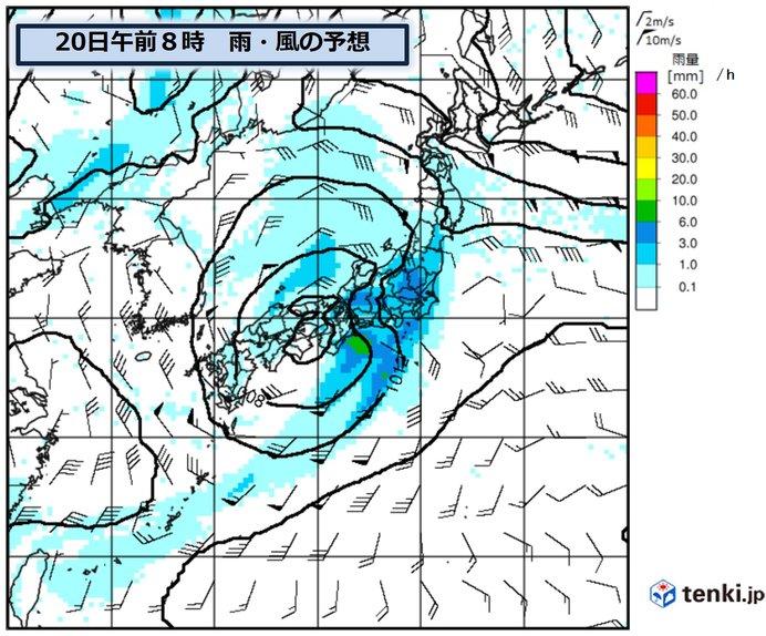 雨量多い4月 東京で過去2位 また月曜は土砂降りか