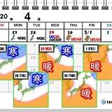 週後半は全国的に高温傾向 最大限の体調管理を!