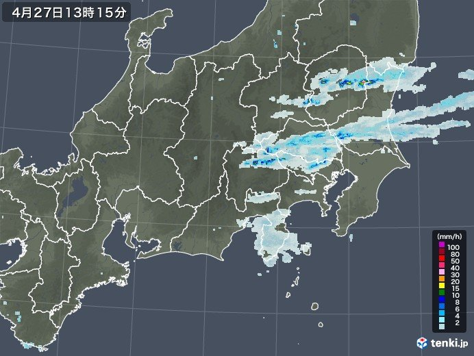 関東 今夜にかけ天気急変 急な強い雨や落雷に注意_画像