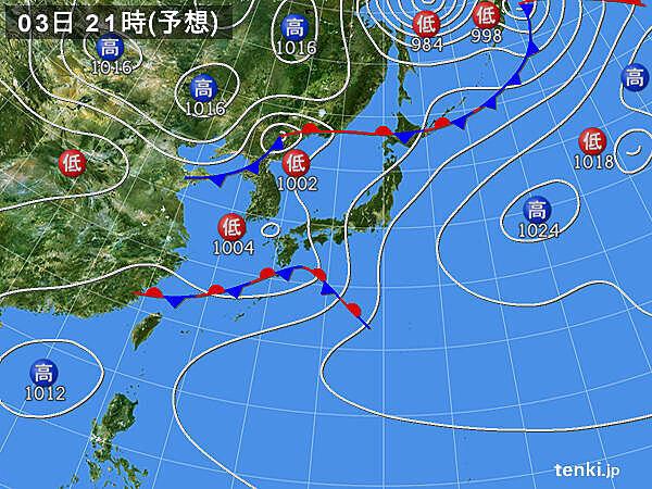 西から天気下り坂 関東や東北は日差し照り付ける